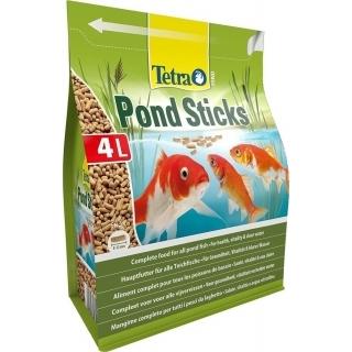 Tetra Pond Sticks 4 литра - корм для прудовых рыб