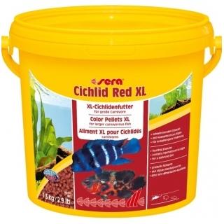 Sera Cichlid Red XL 10 литров