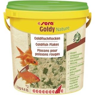 Sera Goldy Nature10 литров