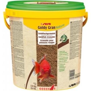 Sera Goldy Gran Nature 10 литров
